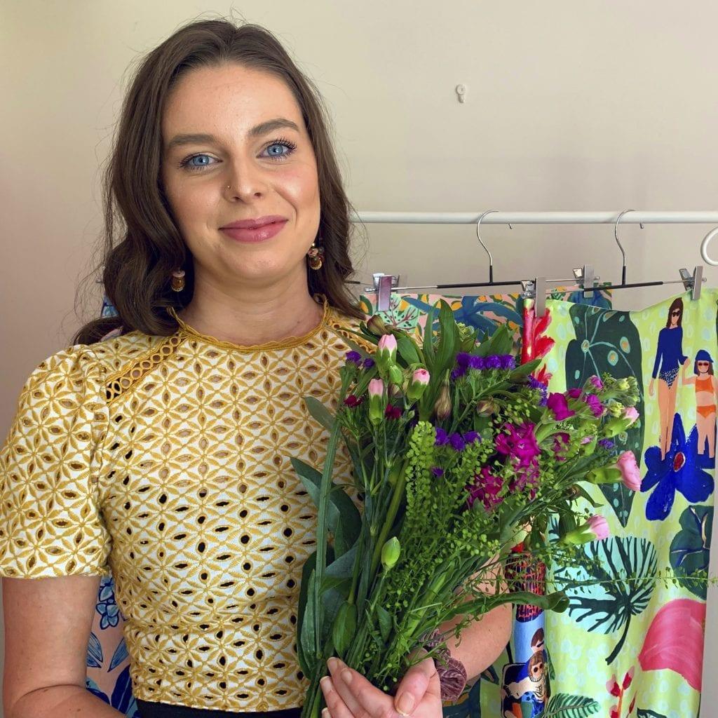 Caitlin Evans Textile Designer