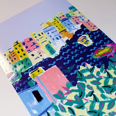 Caitlin Evans Textiles Art Prints